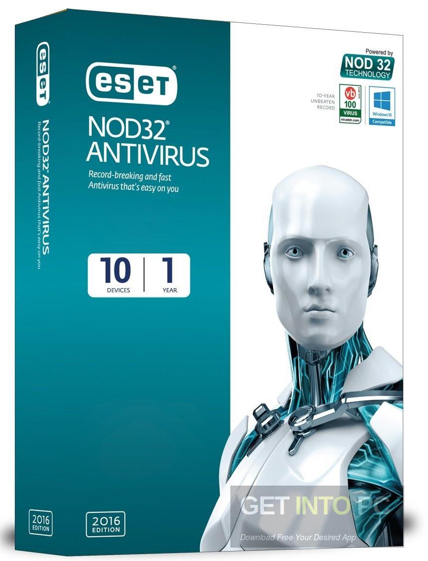 دانلود آنتی ویروس نود ۳۲ – ESET NOD32 Antivirus + Internet Security 12.1.31.0