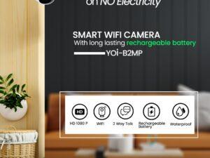 WIFI Smart Battery Backup